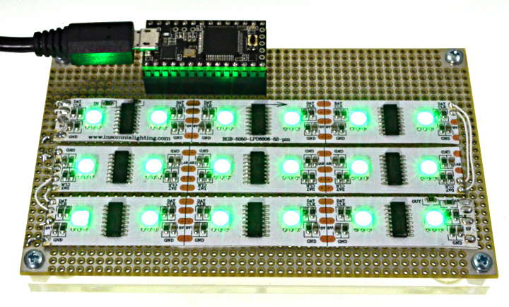 FastLED Arduino Libraries, for using LED strips