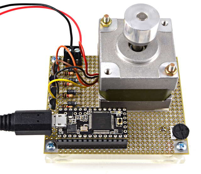 Stepper Arduino Library Connecting Stepper Motors To Teensy
