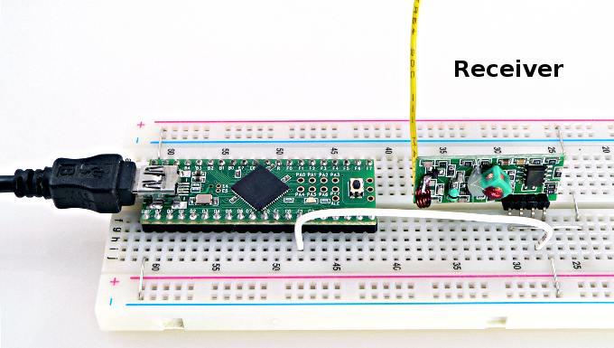 How To Interface RF Module With Microcontroller also Td libs VirtualWire besides 433 Mhz Rf Module With Arduino Tutorial 27 besides Sendeleistung Des 433mhz Senders Erhoehen further Raspberry Pis Ueber 433mhz Funk Kommunizieren Lassen. on 433 mhz rf module with arduino tutorial
