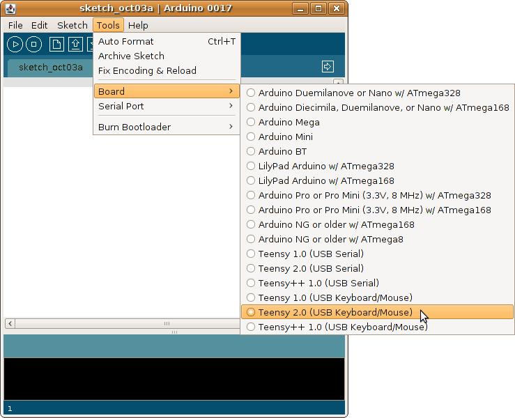 Teensyduino Tutorial #1: Software Setup for Teensy on