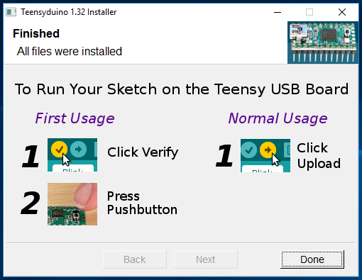 Teensyduino: Download and Install Teensy support into the Arduino IDE