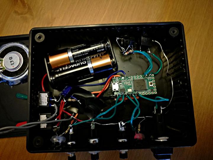 Morse Code Keyer