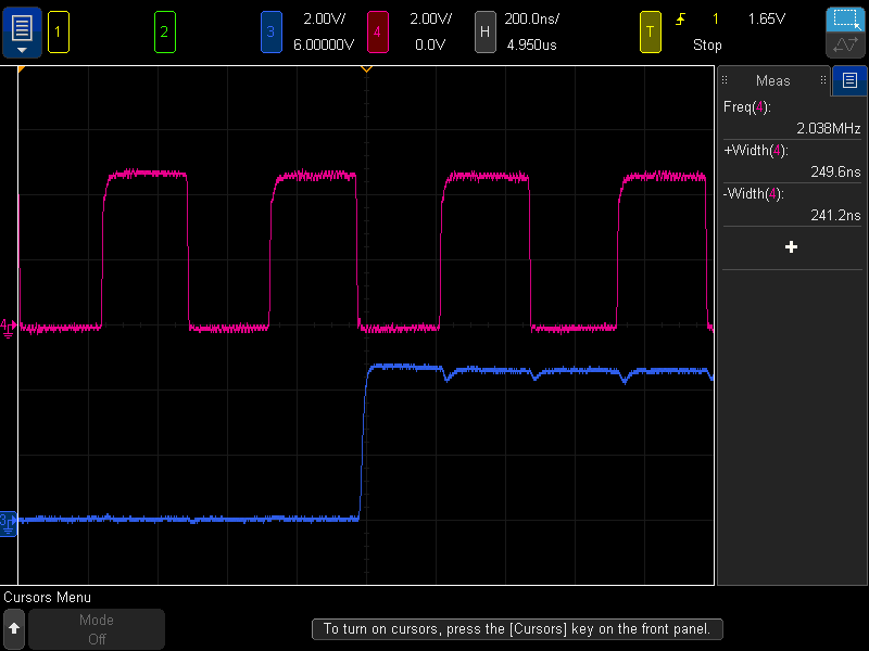 Why APA102 LEDs Have Trouble At 24 MHz