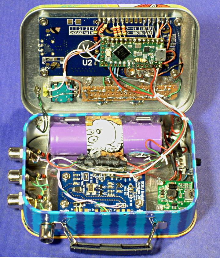 Si5351 Signal Generator