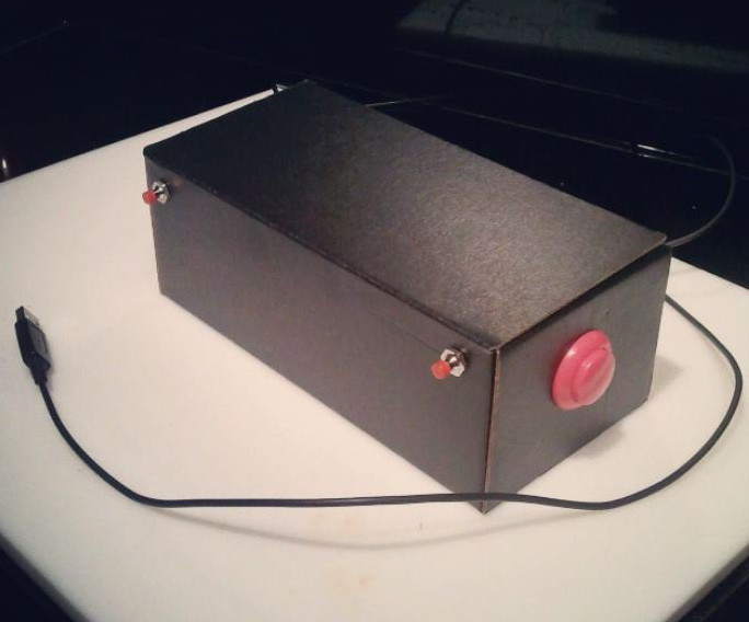 Pinbox Jr  – USB Pinball Controller