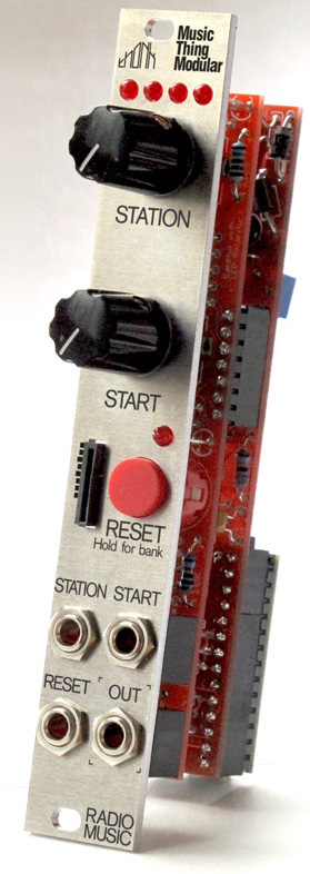 Radio Music DIY Eurorack Module